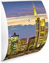 Burg Wächter Design Briefkasten   Modell Riviera