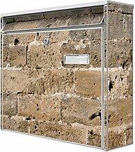 Burg Wächter Design Briefkasten | Postkasten 36 x