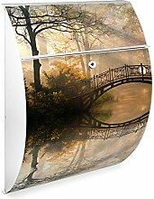 Burg Wächter Design Briefkasten | Riviera