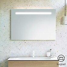 Burgbad Fiumo Leuchtspiegel mit horizontaler