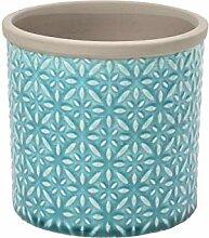 Burgon & Ball Keramik Blumentopf Tuscany D14cm