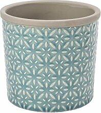 Burgon & Ball Keramik Blumentopf Tuscany D16cm