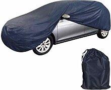 BURI Auto-Vollgarage Gr.M 432x120x165cm PKW-Garage