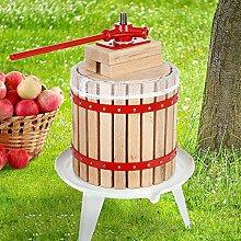 Buri Obst- und Beerenpresse 12L Weinpresse