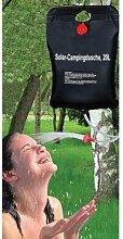 BURI Solar Campingdusche Outdoordusche Zeltdusche