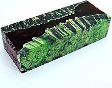 Burl Hybrid Stabilisiertes Holzblock, Holzblock,