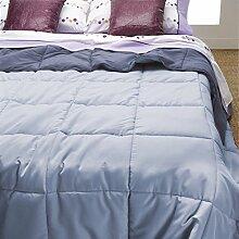 Burrito Blanco–Bettbezug 251, blau/hellblau Bett 150 x 190/200 cm