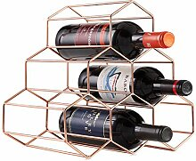 Buruis Metall Weinregal Wine Storage