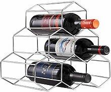 Buruis Metall Weinregal Wine Storage