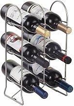 Buruis Weinregal für 6 Flaschen,