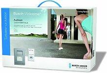 Busch-Jaeger 83004/1 Welcome-Set Einfamilienhaus