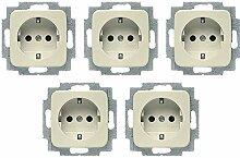 Busch-Jaeger Elektroinstallation (5, Steckdose)