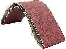 Busirsiz Abrasives 3Pcs 6X48 Zoll Schleifbänder