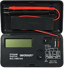 Busirsiz Bewegliche Digital-Multimeter