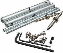 Busirsiz Handwerkzeuge Pro Schraubenschlüssel