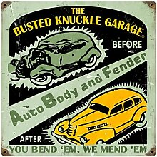 Busted Knuckle Garage Auto Body & Fender