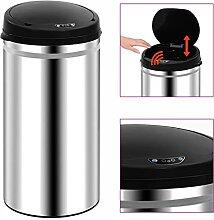 Butifooy Automatischer Sensor-Mülleimer 50 L