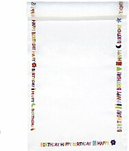 BUTLERS Happy Birthday Tischläufer 160 x 40 cm -
