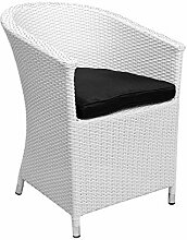 Butlers In & Out Rattansessel 57x65,5x80 cm in