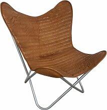 Butterfly Chair Sessel Design Lounge Stuhl echt