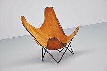 Butterfly Chair von Jorge Hardoy Ferrari für