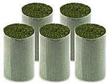 buttinette Acryl-Knüpfgarn, grün, 1.000 Fäden