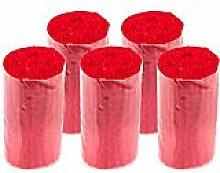 buttinette Acryl-Knüpfgarn, rot, 1.000 Fäden