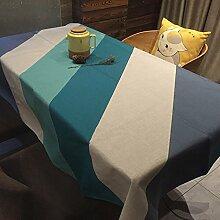 buuyi Tischdecke Tische Feather 200x 140cm Hochzeit Hotel Restaurant Moderne einfache