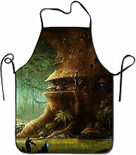 Buy Apron City Fantasy Tree Funny Cooking Apron