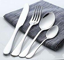 Buyer Star Besteck Cutlery Set 4pcs Edelstahl