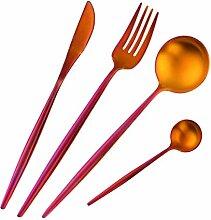 Buyer Star Besteck Fuchsia Cutlery Set Edelstahl