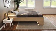 bv-vertrieb Bett, Seniorenbett Holzbett 100x200