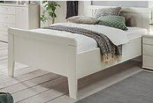 bv-vertrieb Bett, Seniorenbett weiss