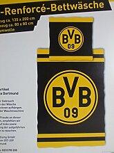 BVB 09 Borussia Dortmund Bettwäsche, 1 x