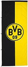 BVB 89134400 Hissfahne 150x400cm im Hochformat,