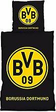 BVB-Bettwäsche 135x200 one size