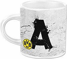 BVB-Tasse: A bis Z Buchst. M