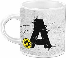 BVB-Tasse: A bis Z Buchst. T