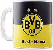BVB-Tasse Beste Mama one size