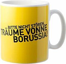 BVB-Tasse Bitte nicht stören one size