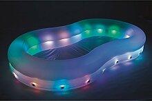 BW VARILANDO LED-Garten-Pool Planschbecken