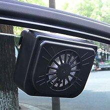 Bweele Auto Lüfter,Solar Auto Ventilator