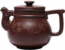 Bwhman Gusseisen Teekanne 450Ml Home Kettle
