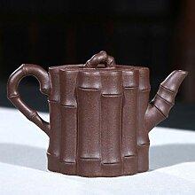 Bwhman Gusseisen Teekanne Keramik Chinese Yixing