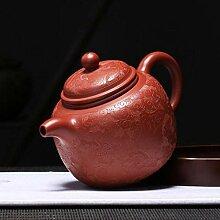 Bwhman Lila Ton Teekanneporzellan Teekannen Yixing