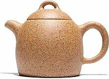 Bwhman Purpurrote Sand Teekannehandgemachte Topf