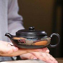 Bwhman Teekannehandgemachte Malerei Chinesische