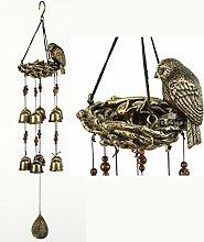 BWinka Neueste Vögel und Nest Wind Glockenspiel