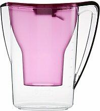 BWT Wasserfilter mit Filterset 6/12, polymere Kunststoffe Modern 12 dunkelviole