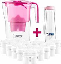 BWT Wasserfilter Vida 2,6l Pink; Jahrespackung